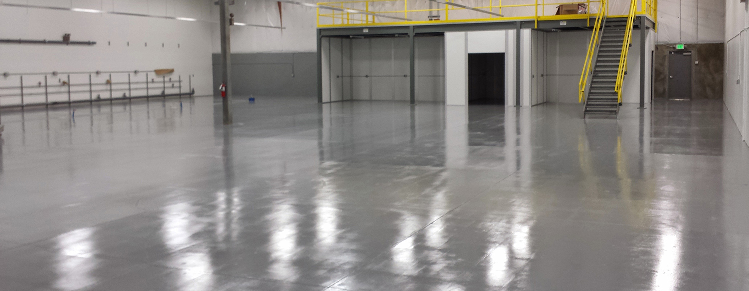 the floors single polished tech floor garage post using benefits stained coatings best concrete cost of epoxy